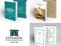 KTO Karatay Üniversitesi'nden İslam dini alanında üç eser daha