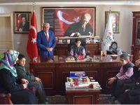 Eskil'de Temsili Başkan İrfan Mert Güden oldu