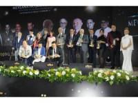 Ünlü sanatçılara Mevlana ödülleri verildi