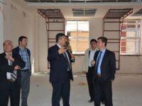 Konya'nın ilk diş hastanesi tamamlanıyor!