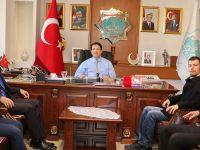 CHP Aksaray Gençlik Kollarından çok güzel hareket!