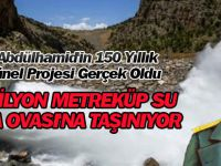 Sultan Abdülhamid'in 150 Yıllık Mavi Tünel Projesi Gerçek Oldu!