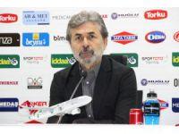Konyaspor'da Aykut Kocaman beklentisi