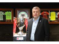 Konyaspor şampiyonluğu kutlamayacak