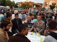 Konya'daki Eskilliler iftarda buluştu