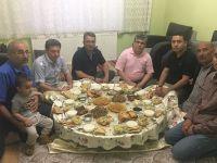 Başkan Hançerli Güdendede ailesinin iftar konuğu oldu