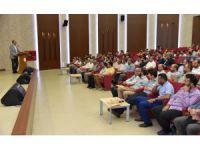 Selçuklu'da 'Güle Oynaya Camiye Gel' projesi başladı