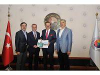 Konya'nın yerli otomobil raporu TOBB Başkanı Hisarcıklıoğlu'na iletildi
