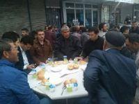 Kesmez Ailesi'nrden iftar programı