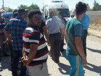 Eskil'de saldırıya uğrayan muhtar yaralandı