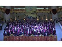 Meram Tıp Fakültesi 30. dönem mezunlarını törenle uğurladı