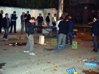 Diyarbakır'da Pazar yerinde sırtından vurulan askerin durumu kritik