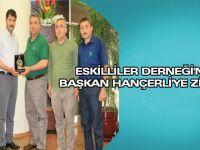 Eskilliler Derneği'nden Başkan Hançerli'ye Ziyaret!