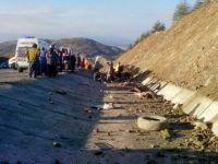 Konya'daki kazada korkutan rakam! Ölü sayısı 16, yaralı 27'ye çıktı!