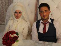 Zübeyde ile Halil evlendi