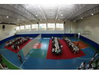 Genç KOMEK'te turnuva haftası başladı