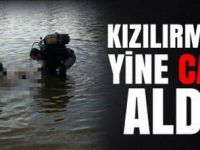 Ortaköylü genç Kızılırmak'ta boğuldu