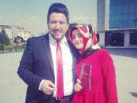 Kulekaya ve Çınarka ailelerinin mutlu günü