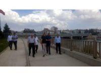 DSİ heyeti Beyşehir'de incelemelerde bulundu