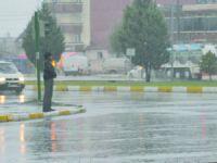 Aksaray yağmura doydu! İşte ilçe ilçe yağan yağmur miktarı!