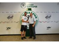 Riad Bajic Konyaspor'la vedalaştı