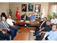 AK Parti Genel Başkan Yardımcısı Karacan Aksaray'da