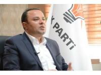 AK Parti Aksaray İl Başkanı Karatay görevinden istifa etti
