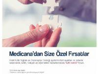 Eskiililer Konya Medicana Hastanesi'nden indirimli faydalanacak