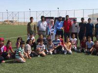 Cengiz İriş'ten Eskil ve Eşmekaya'ya ziyaretlerde bulundu