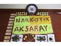 Aksaray'da okullar açılmadan uyuşturucu tacirine operasyon
