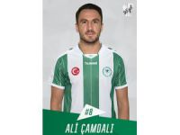 Konyaspor'da Ali Çamdalı süresiz kadro dışı bırakıldı