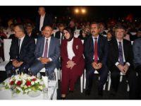 Çevre ve Şehircilik Bakanı Mehmet Özhaseki, Konya'da