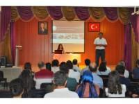 Kulu'da öğretmenlere yenilenen müfredat tanıtım semineri verildi