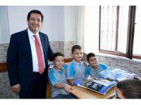 Başkan Yazgı öğrencilere ve eğitim camiasına başarılar diledi