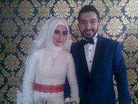 Merve İle Emre evlendi
