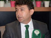 Atiker Konyaspor genel müdürü görevinden alındı