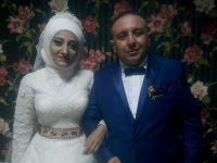 Neslihan'la Sinan evlendi