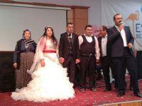 Bozgöz ve Altan ailelerini mutlu günü