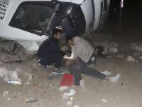 Eskil'de trafik kazası: 1 ölü