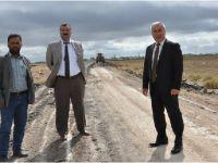 Eskil-Yeşiltömek Yolu Tamamlanarak Trafiğe Açıldı