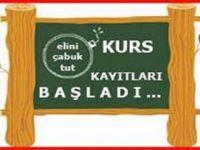 Eskil Halk Eğitim Merkezi'nden kaçırılmayacak kurslar!