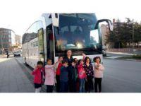 Ereğli Belediyesinden çocuklara kültür gezisi