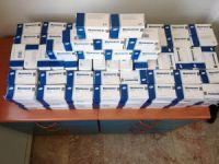 Konya'da uyuşturucu operasyonunda 7 bin 514 uyuşturucu hap ele geçirildi