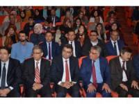 """Aksaray'da """"Edebiyatımızın Yerli ve Milli Sesi Tarık Buğra"""" paneli düzenlendi"""