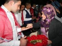 """Konya'da """"Asker Uğurlama Gecesi"""" düzenlendi"""