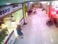 Karısını tüfekle yaralayan şahıs esnaf tarafından yakalandı