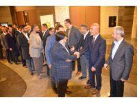 AK Parti Konya eski ve yeni il yönetimleri bir araya geldi