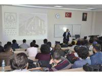 Üniversite Öğrencilerine Makina Mühendisliği Mesleği Tanıtılıyor