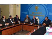 Selçuklu'dan Başkan Hasan Angı'ya Hayırlı Olsun Ziyareti