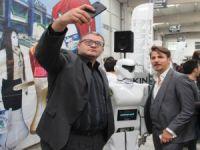 Milli İnsansı Robot Fabrikası Açıldı